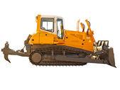 Powerful bulldozer — Stock Photo