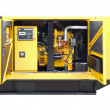 Stock Photo: Large generator