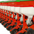 Agricultural equipment for fertilizer earth — Stok fotoğraf