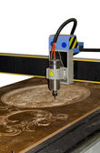 CNC Router — Stock Photo