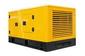 Big generator — Stock Photo