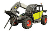 Telescopic handler — Stock Photo