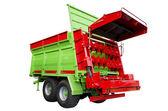 Esparcidor de fertilizantes — Foto de Stock