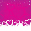 Valentine's Day Background Design — Stock Vector #39558295