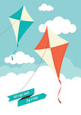 Kites — Vector de stock