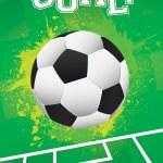 Soccer Ball — Stock Vector #46404027