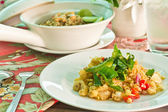 Thai style curry dish — Stock Photo