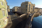 River Moika. St. Petersburg. Russia — Stock Photo