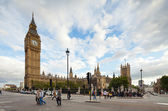 Palace of Westminster. London, UK — Stock Photo