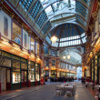 Stock Photo: Leadenhall Market