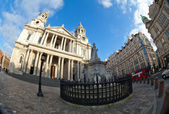 Saint Paul's Cathedral, London, United Kingdom — Stock Photo