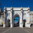 Marble Arch, London — Stock Photo