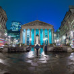 The Royal Stock Exchange, London, England, UK — Stock Photo #22104861