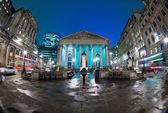 The Royal Stock Exchange, London, England, UK — Stock Photo