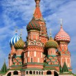 Pokrovsk cathedral. (Vasily blissful) Moscow — Stock Photo #4129964