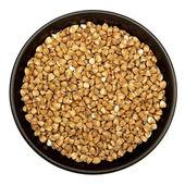 Raw buckwheat — Stock Photo