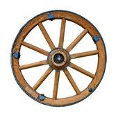 老木轮 — 图库照片