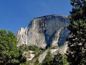 Half Dome of Yosemite National Park — Stock Photo