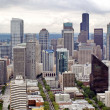 Aerial view of Seattle city — Stock Photo #13779382