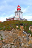 Lighthouse in Portugal — Foto Stock