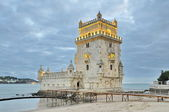 Torre de Belém (Belém tower) of Lisbon, Portugal — Stock Photo