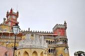 シントラ、ポルトガルでペナ国立故宮 — ストック写真