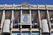 MADRID, SPAIN-SEPTEMBER 30:Santiago Bernabeu Stadium of Real Mad — Stock Photo