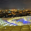 Metropol Parasol in Seville — Stock Photo
