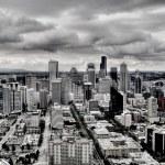 City of Seattle, Washington, USA — Stock Photo #22357947