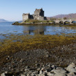 Eilean Donan Castle in Scotland — Stock Photo