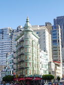 The Sentinel building in San Francisco — Stock Photo