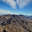 View from Mount Toubkal (4,167 metres), Atlas, Morocco — Stock Photo #35271363