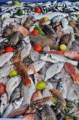 鱼市场 — 图库照片