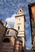 Kathedraal van santa maria matricolare van verona — Stockfoto