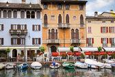 Desenzano Harbor — Stockfoto