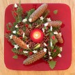 Advent  decoration — 图库照片