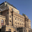 Hessian State Theatre in Wiesbaden — Stock Photo