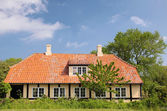 Country house on Bornholm — Stock Photo