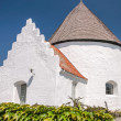 Hasle Nykirke on Bornholm — Stock Photo