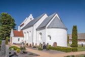 St. Peders Kirke on Bornholm — Stock Photo