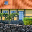 Summer house on Bornholm — ストック写真