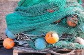 Fishing nets — 图库照片