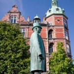 ������, ������: Monument of Hans Christian Andersen in Copenhagen