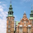 Rosenborg Palace in Copenhagen — Stock Photo