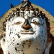 Head of Buddha statue — Foto Stock #35352261