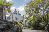 Kells Bay Gardens house — Stockfoto