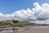 Ballycarbery 城堡 — 图库照片