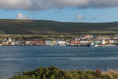 View of Portmagee — Stock Photo