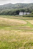 Meadows at Derrynane House — Stock Photo