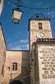 Old town of St. Laurent-du-Var — Stock Photo